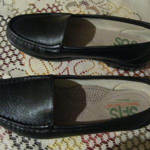 SAS Tripad Comfort shoe   6.5M  Black